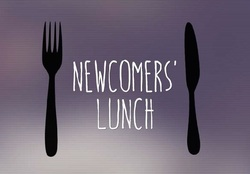 Newcomers lunch no date 167x12