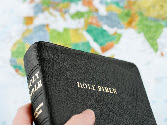 Bible on the world